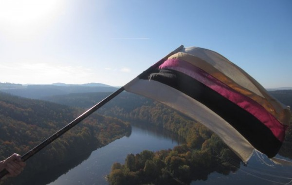 Herbstwaldwanderung 2012