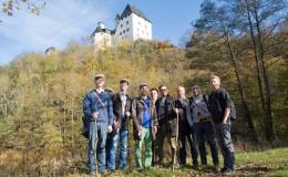 2014 11 01 – Herbstwaldwanderung 01