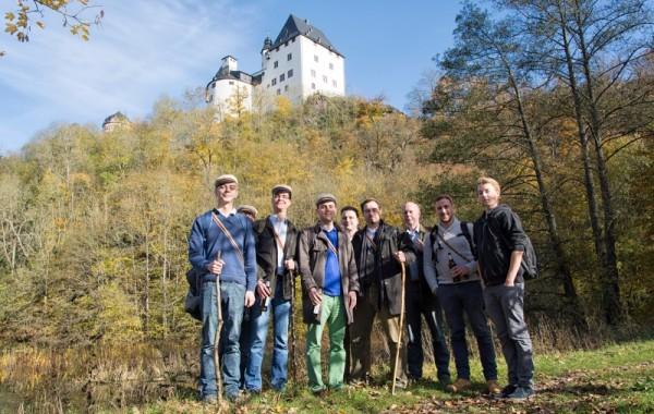 Herbstwaldwanderung 2014