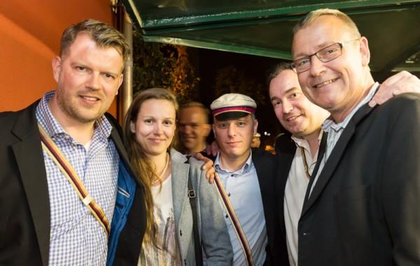 200. Stiftungsfest 2015 Begrüßungsabend