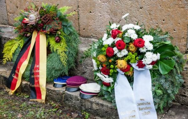 Totengedenken zum Volkstrauertag 2015
